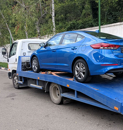 Транспортировка легковых авто в Саратове